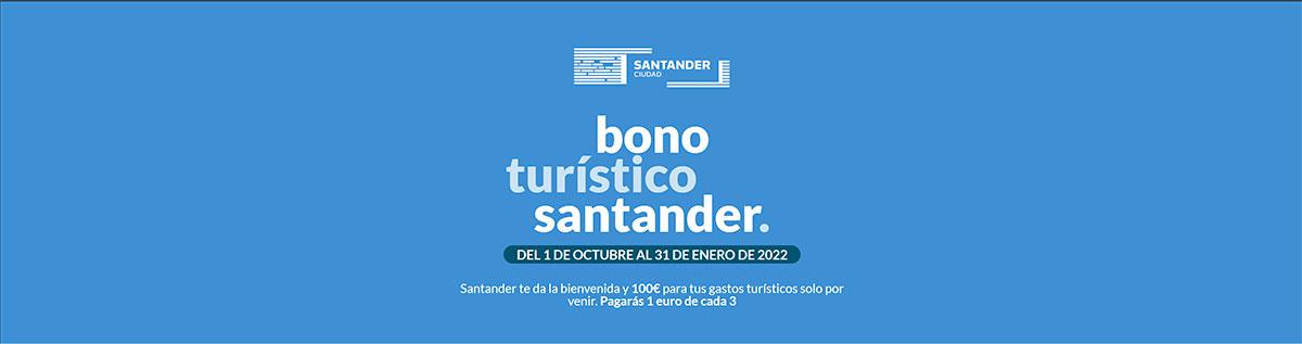 Bono Turístico Santander